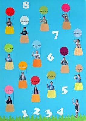Játékos tanulás és kreativitás: Búcsúajándék ötletek: 1. Tabló