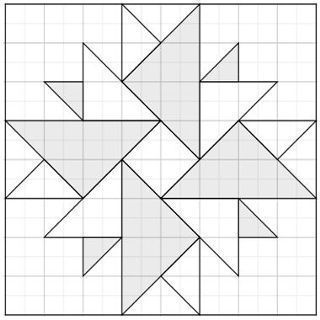 It is a picture of Massif Printable Barn Quilt Patterns