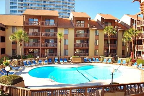 Anchorage I B12 Myrtle Beach (Florida) Located 800 metres from Myrtle Beach Boardwalk in Myrtle Beach, this apartment features a terrace with sea views. Anchorage I B12 features views of the pool and is 2 km from Myrtle Beach Convention Center.