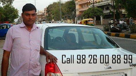 A1 Cab: Indore Ujjain Omkareshwar By Indigo eCS Car Taxi C...