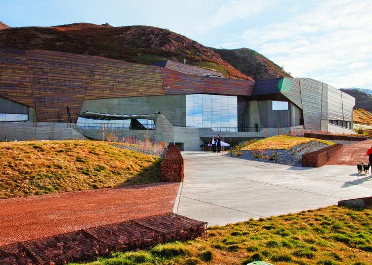 Natural History Museum of Utah; Salt Lake City, Utah | 163,000-sq.-ft. facility; LEED Gold-certified; three event venues; entire museum available for rent; nhmu.utah.edu; Photo credit: Utah Office of Tourism