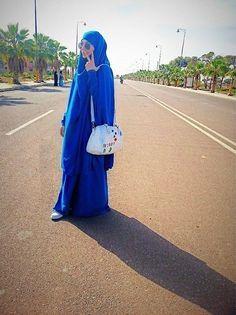 Cool Jilbab style