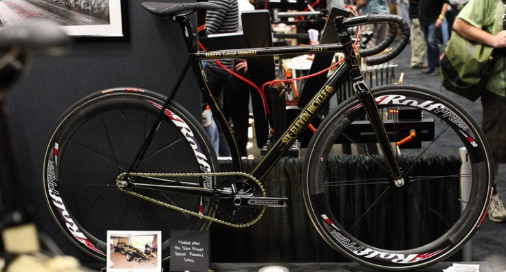 HL's Track Bike from 611 Bicycle Co.