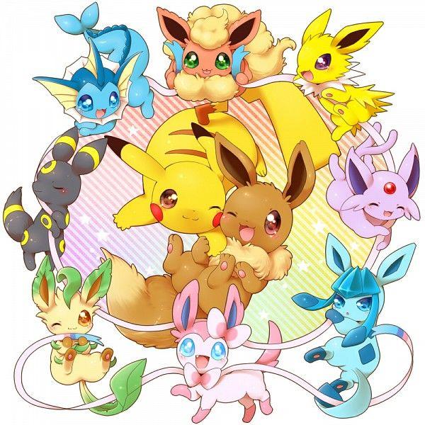 Imagenes de pokemones tiernos - Imagui