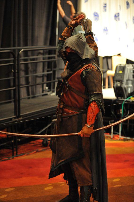 lotr ranger costume | Ranger of Gondor, Lord of the Rings inspired Dunedine Costume /LARP ...