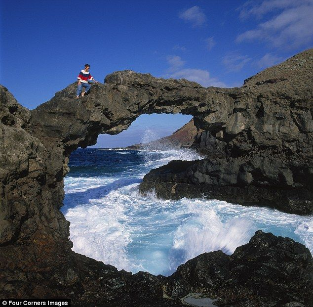 El Hierro is blessed with raw volcanic scenery and geological grandeur