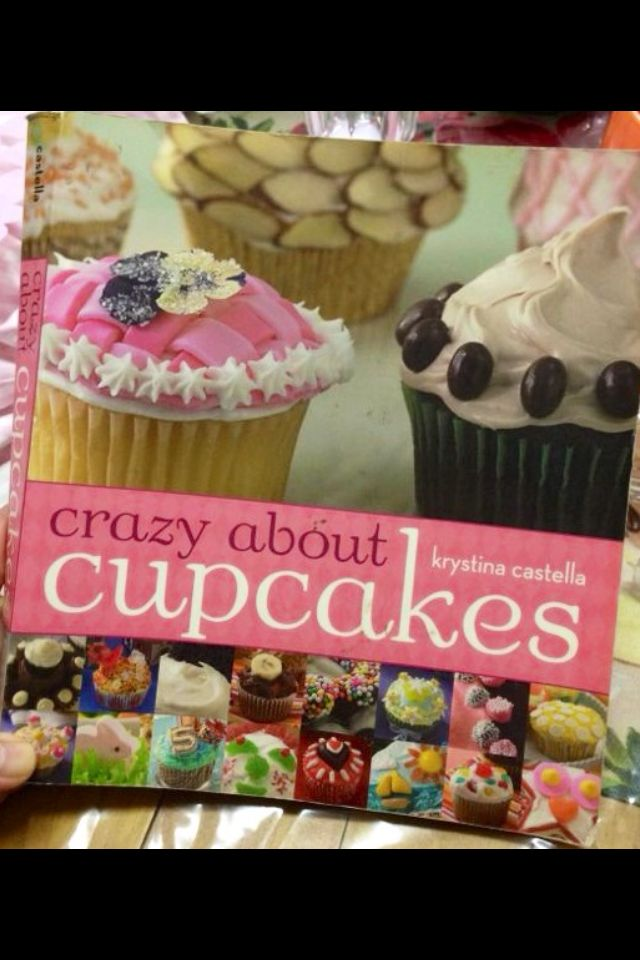 17 Best images about Cupcake Books on Pinterest Cupcakes ...