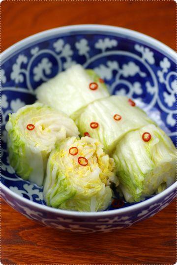 白菜漬け 漬物レシピ!簡単おいしい作り方 さとみの漬物講座・みそ講座 漬物レシピ集. 白菜漬け