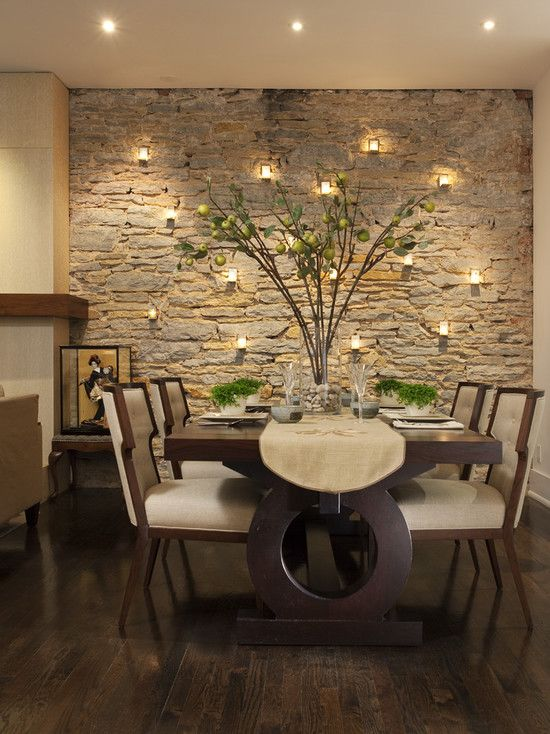 1000 ideas about dining room walls on pinterest home for Dining wall decor ideas