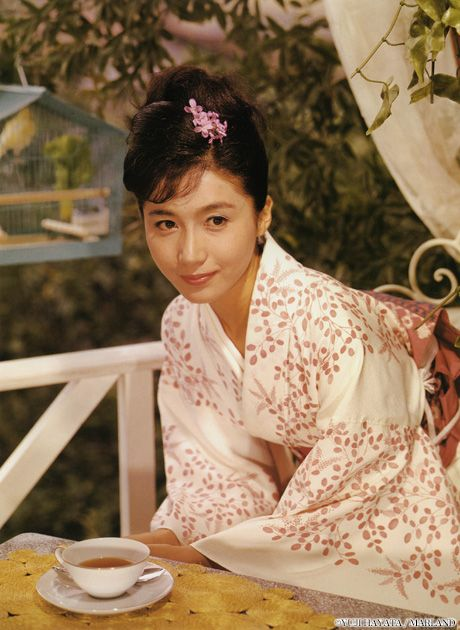 Iwashita Shima (岩下志麻) 1941-, Japanese Actress