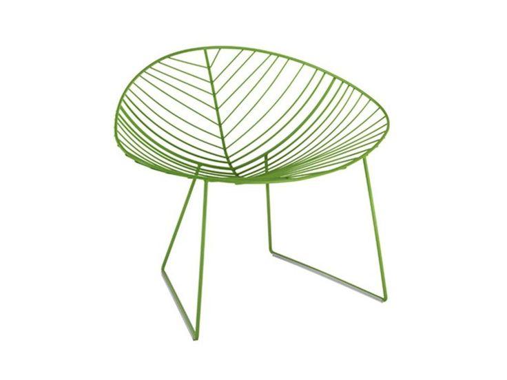 LEAF Садовое кресло by Arper дизайн Lievore Altherr Molina
