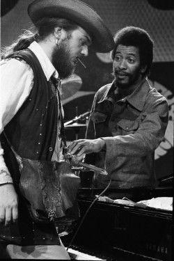 Dr John and Allen Toussaint, Montreux 1973