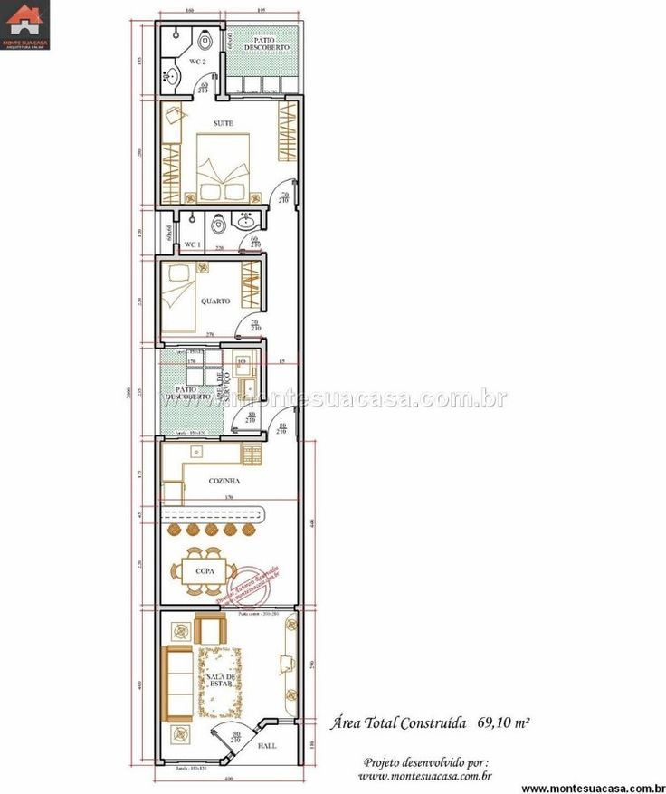 8x15 Floor Plans : Best images about nice house floor plans on pinterest