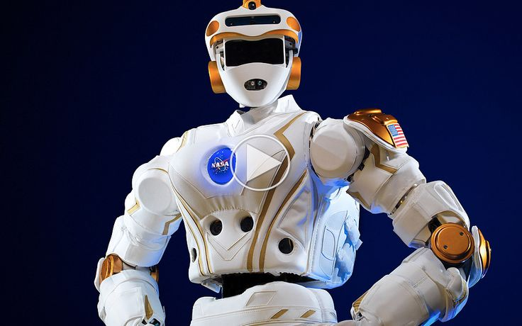 NASA's Valkyrie robot skal kolonisere Mars