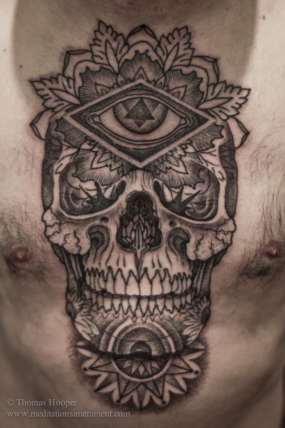 87c010160a88e ~ Thomas Hooper | Fancy Times | Thomas hooper, Tattoos, Grey tattoo