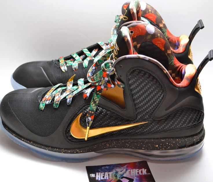 buy online 9e7dc da24e ... Lebron 9 Watch the Thrones, These extremly limited shoes were only  given out to Kanye ...