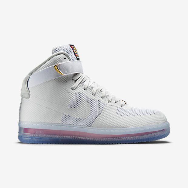 Femmes Nike Air Force 1 Qs Haute Ville Collectiono
