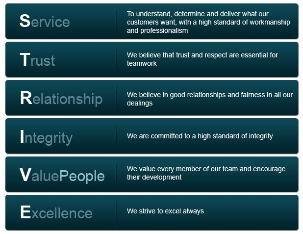 values statement template - best 25 vision statement examples ideas on pinterest