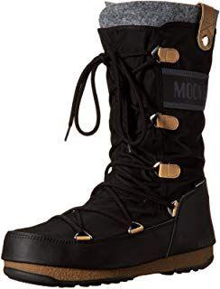 best website ec7a1 800d1 Moon Boot Damen W.e. Monaco Wp Schneestiefel #damen #frau ...