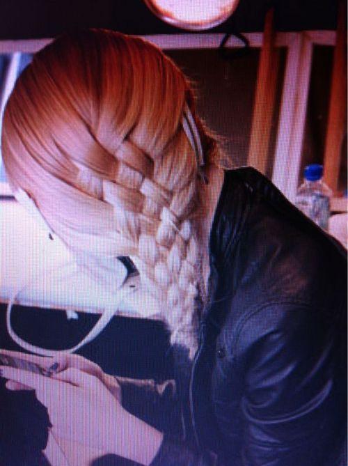 so prettyLong Hair, Beautiful, Strand Braids, Hair Style, Baskets, Side Braids, Pretty, Braids Hair, Wanna Learning