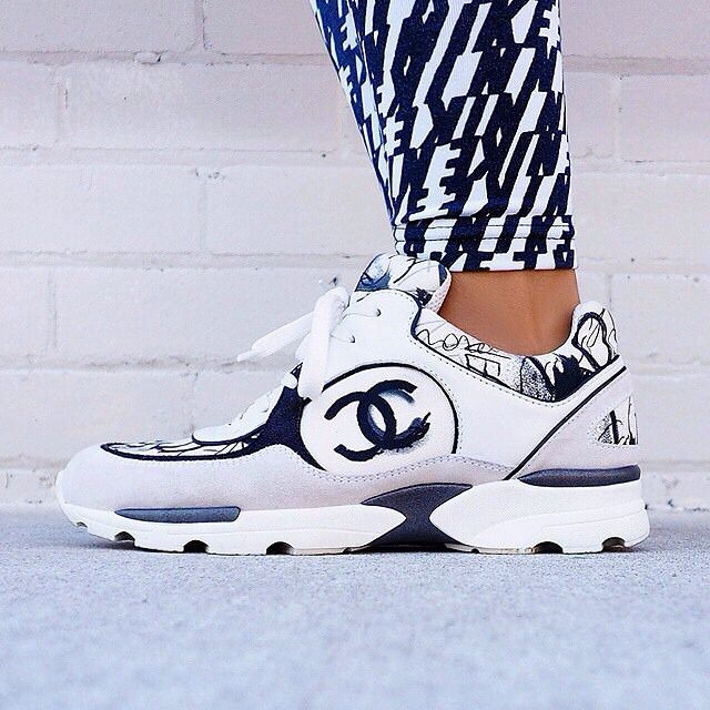 Theyallhateus Page 12 Chanel Pinterest Sneakers Shoes And