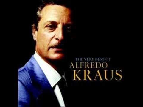 Alfredo Kraus *!!* Una furtiva lagrima (1990)
