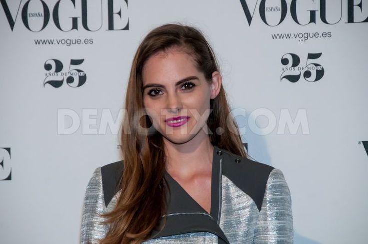 Marina Jamieson at the Vogue Who's on Next Award, Madrid