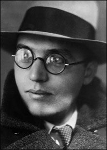 """Kurt Weill, German-born Jewish composer, most famously known for """"Mack the Knife,"""""""