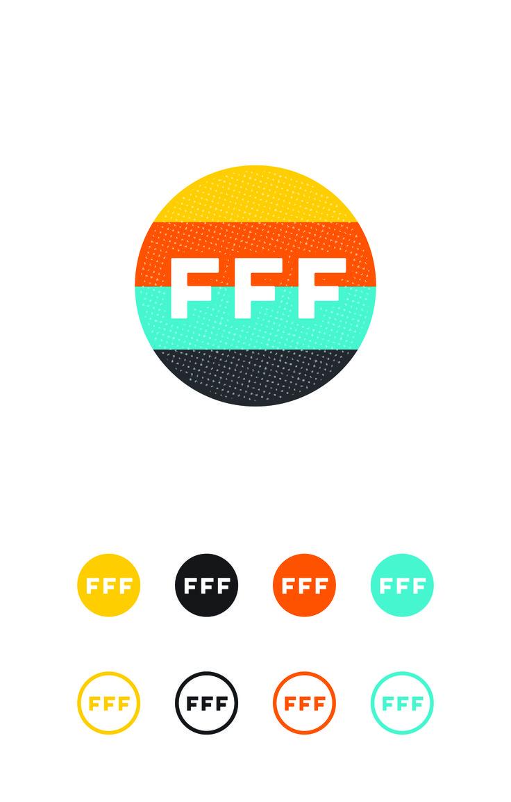 Fun Fun Fun Fest // 9 Pins & Patches Guerilla Suit, Austin, TX; www.guerillasuit.com: Luigi Maldonado (creative director/art director/designer); Fun Fun Fun Fest (client)