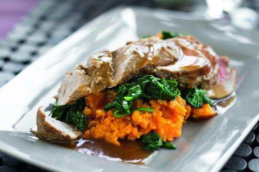 Fay Ripley's pork fillet recipe