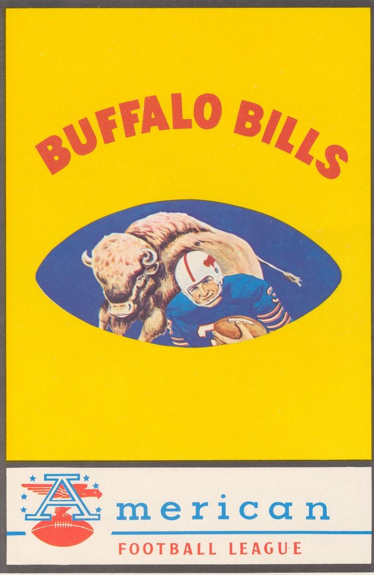 Throwback Thursday: Buffalo Bills American Football League sign