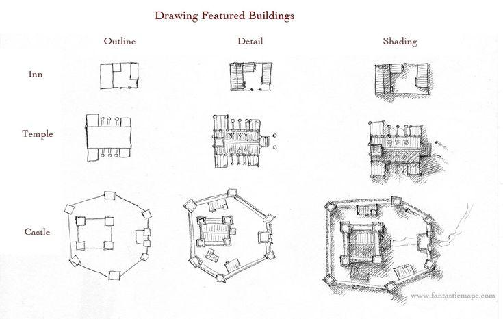 97 best mapmaking tutorials images on pinterest fantasy for Building map maker