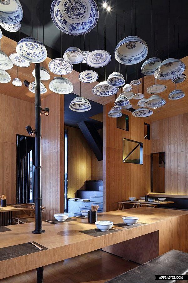 Taiwan Noodle House 2 // Golucci International Design | Afflante.com