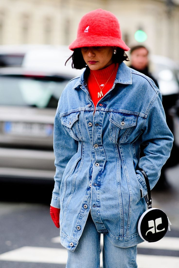 Street Style from Couture Fashion Week Spring 2019-Paris Street Style