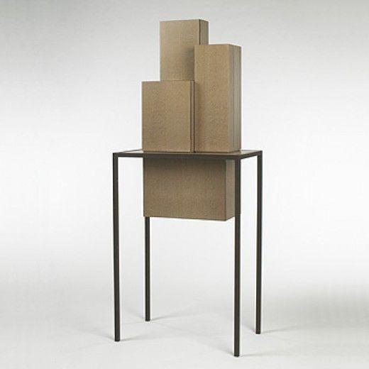Andrea Branzi, Cabinet, 1985.
