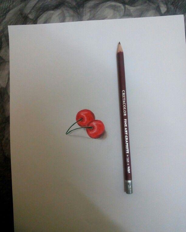 Miniature #Cherry ❤❤🍒