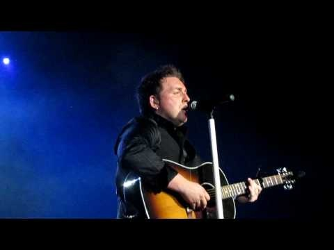 Johnny Reid - Tell Me Margaret (live) - St. John's, NL