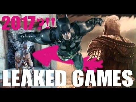 PS4 NEW Batman Arkham Game 2017 Leaked Assassin's Creed…