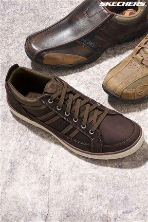 Buy Skechers® Brown Hamel from the Next UK online shop