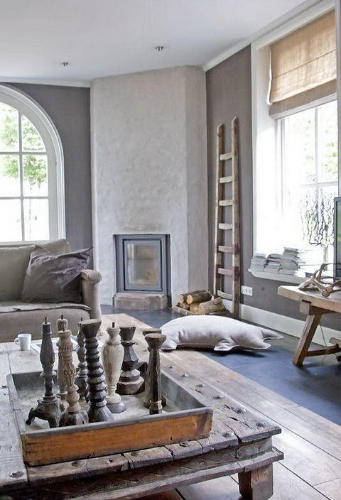 ZsaZsa Bellagio – Like No Other: Rustic Contemporary Home