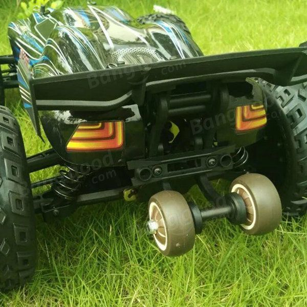 JLB Racing CHEETAH 1/10 Brushless RC Car Monster Truck 21101 RTR Sale - Banggood.com