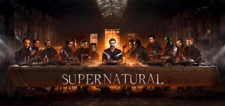 143 best images about Supernatural: Fan Art on Pinterest