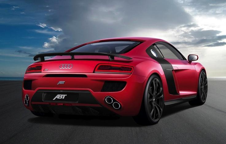 Audi R V By Abt