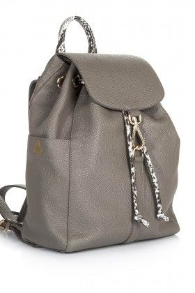 Hitt Bag Tumi Backpack Gri Sırt Çantası: Lidyana.com
