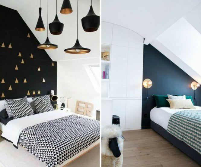 5 Idees Pour Optimiser Un Espace En Sous Pente Chambre Sous