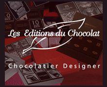 Les Editions du Chocolat, Chocolats personnalisés