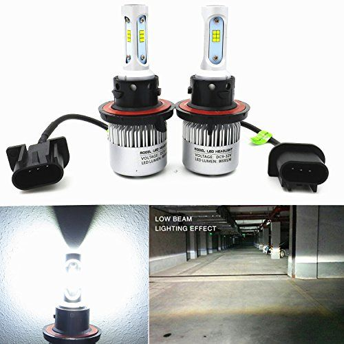 Alla Lighting New CSP Xtremely Bright LED Headlight Bulbs w/ High Power 8000Lm 6500K White Lamps (H13 9008) - http://www.caraccessoriesonlinemarket.com/alla-lighting-new-csp-xtremely-bright-led-headlight-bulbs-w-high-power-8000lm-6500k-white-lamps-h13-9008/  #6500K, #8000Lm, #9008, #Alla, #Bright, #Bulbs, #Headlight, #High, #Lamps, #Lighting, #Power, #White, #Xtremely #Lighting, #Replacement-Parts