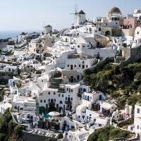Oia, Satorini, Greece