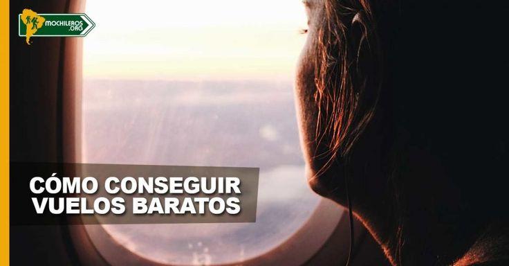 Cómo conseguir billetes de avión, ofertas de vuelos y resultados de búsquedas para viajar más.   #mochileros #viajes #vuelos