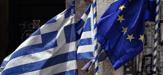 Griechenland - Einheit der 18 Euro-Staaten zeigt Risse